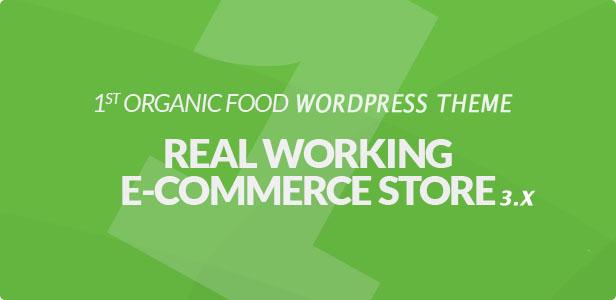 Organic Food - Farm & Food Business Eco WordPress Theme - 11