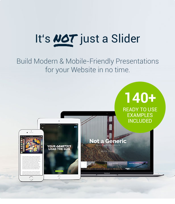 Slider Revolution - Responsive Drupal Module - 8