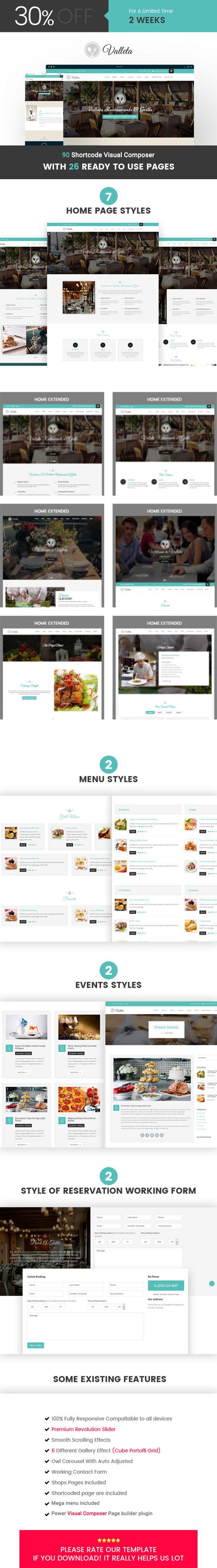 Valleta Presentation valleta - food & restaurants wordpress theme (restaurants & cafes) Valleta – Food & Restaurants WordPress Theme (Restaurants & Cafes) valleta decs2