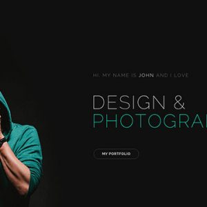 PHOTOGRAPHY FRONT PAGE