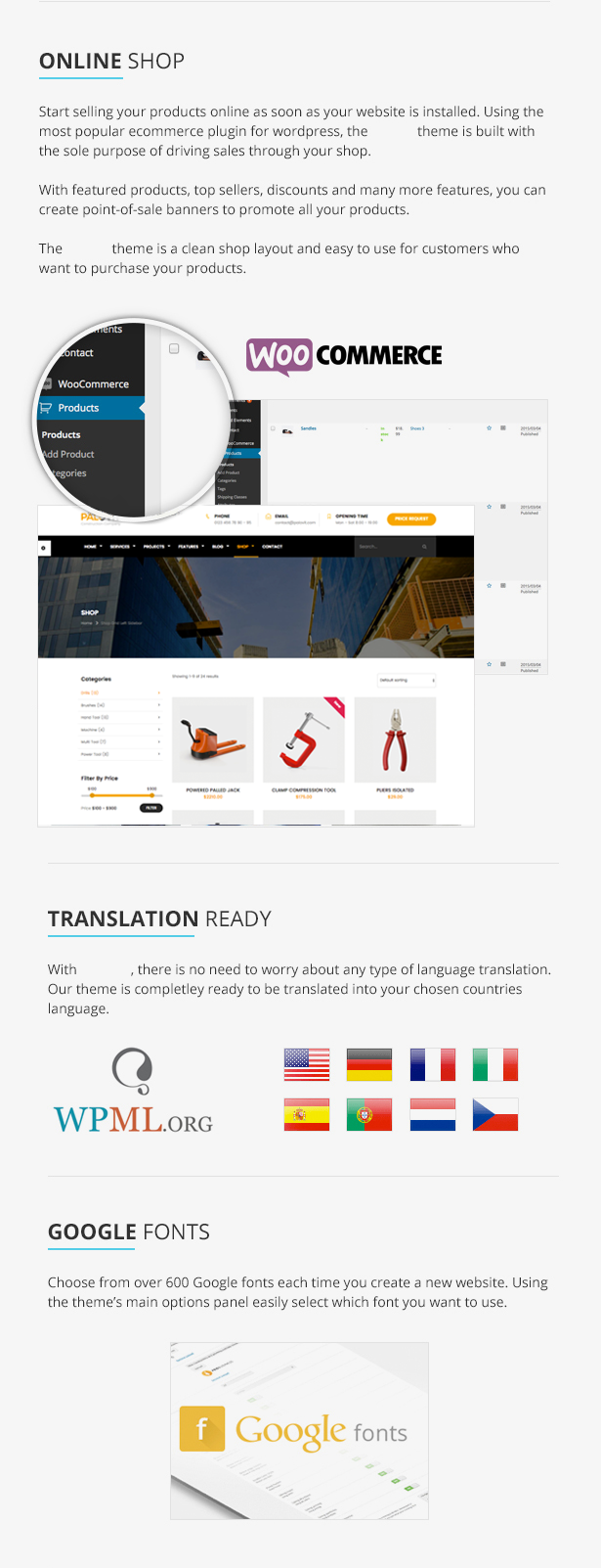 Palovit - WordPress Construction, Building Business, Construction Corporate
