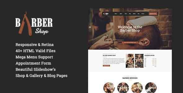 Awesome Responsive Onepage Portfolio & Blog - 22