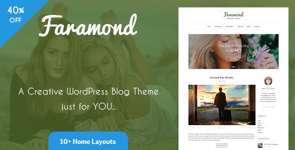 Awesome Responsive Onepage Portfolio & Blog - 25