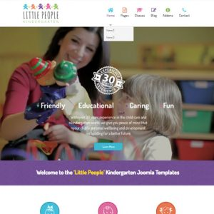 Little People | Kindergarten